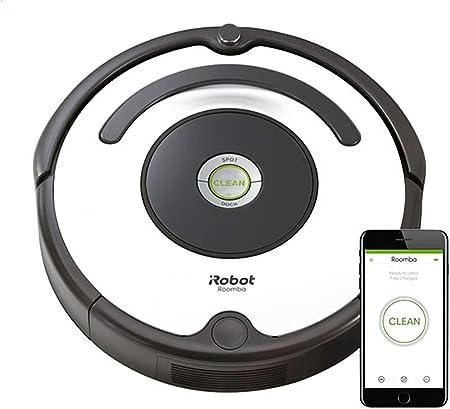 ROOMBA 675 Robot Aspiradora, Goma, Blanco: Amazon.es: Hogar