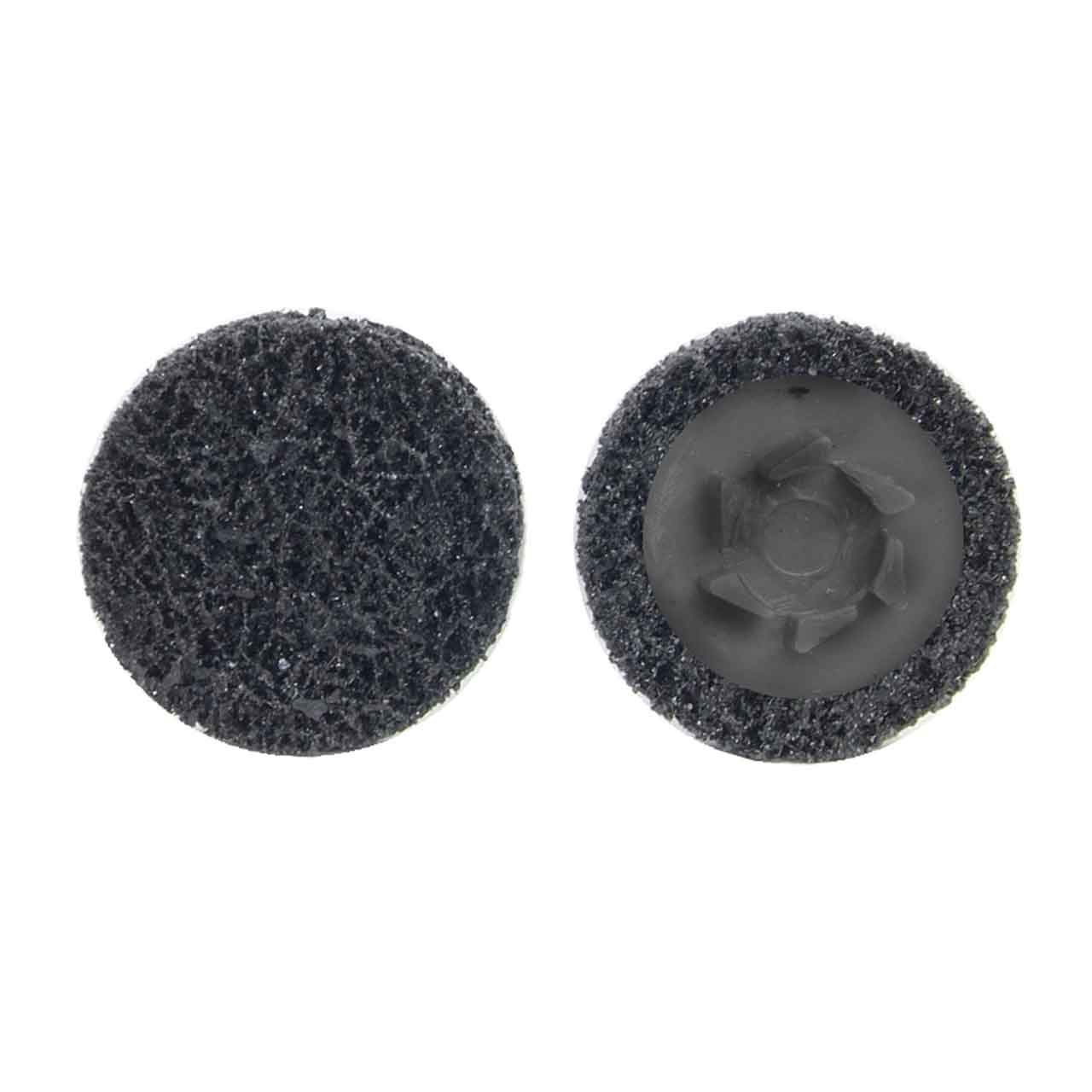 25 pack Norton 66261016374 4 in Bear-Tex Non-Woven Discs