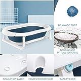 Baby Bath Tub Foldable Tub for Infant Portable