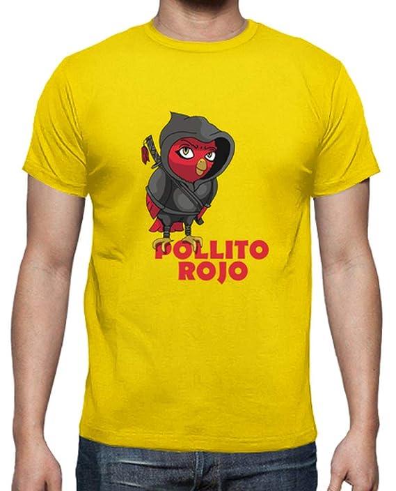latostadora - Camiseta Ninja Bird para Hombre: Crispen ...