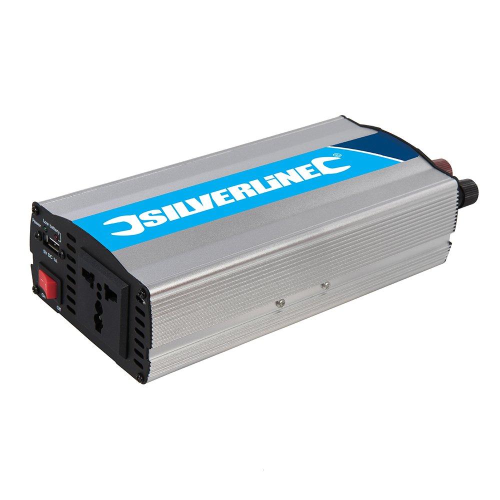 Silverline Silverstorm 263764 Inverter, 700W, 12V