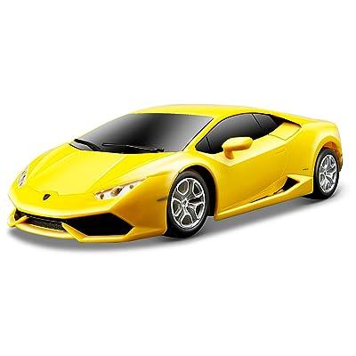 Maisto R/C 1:24 Scale Lamborghini Huracan Radio Control Vehicle (Colors May Vary): Toys & Games