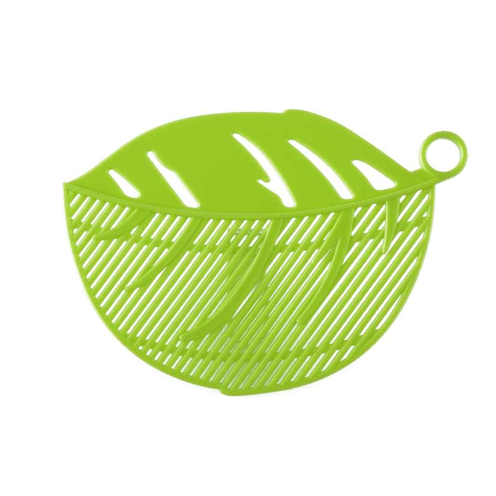 Zerama Les Haricots de Riz en Plastique Lavage Le Nettoyage Passoire Passoire Cuisine Outil de filtrage Baffle