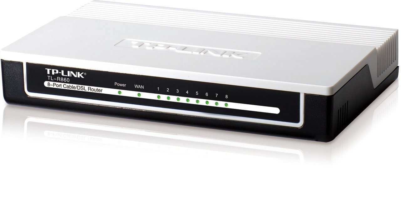 TP-Link TL-R860 V4 Router Driver for Mac