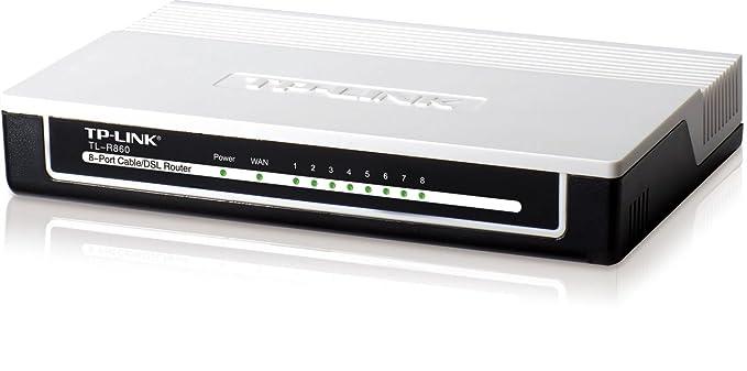 TP-Link TL-R860 V5 Router Drivers Mac