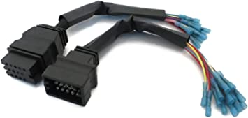 Snow Plow Wiring Harness Repair Kit MSC04753 MSC04754 for Boss Snowplow  Blade: Garden & Outdoor - Amazon.com