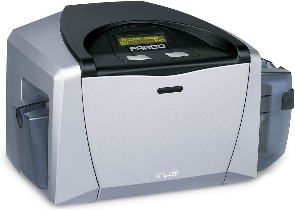 Amazon.com: Fargo DTC400e sistema único de cara Bundle ...