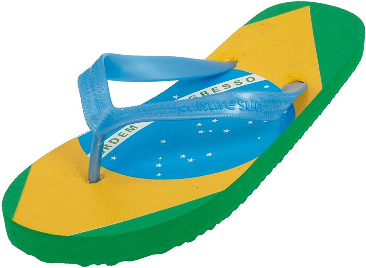 CULTURE SUD Tongs Claquettes Salvador bresil Brasil
