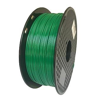 Filamento de policarbonato verde de 1,75 mm para impresora 3D ...