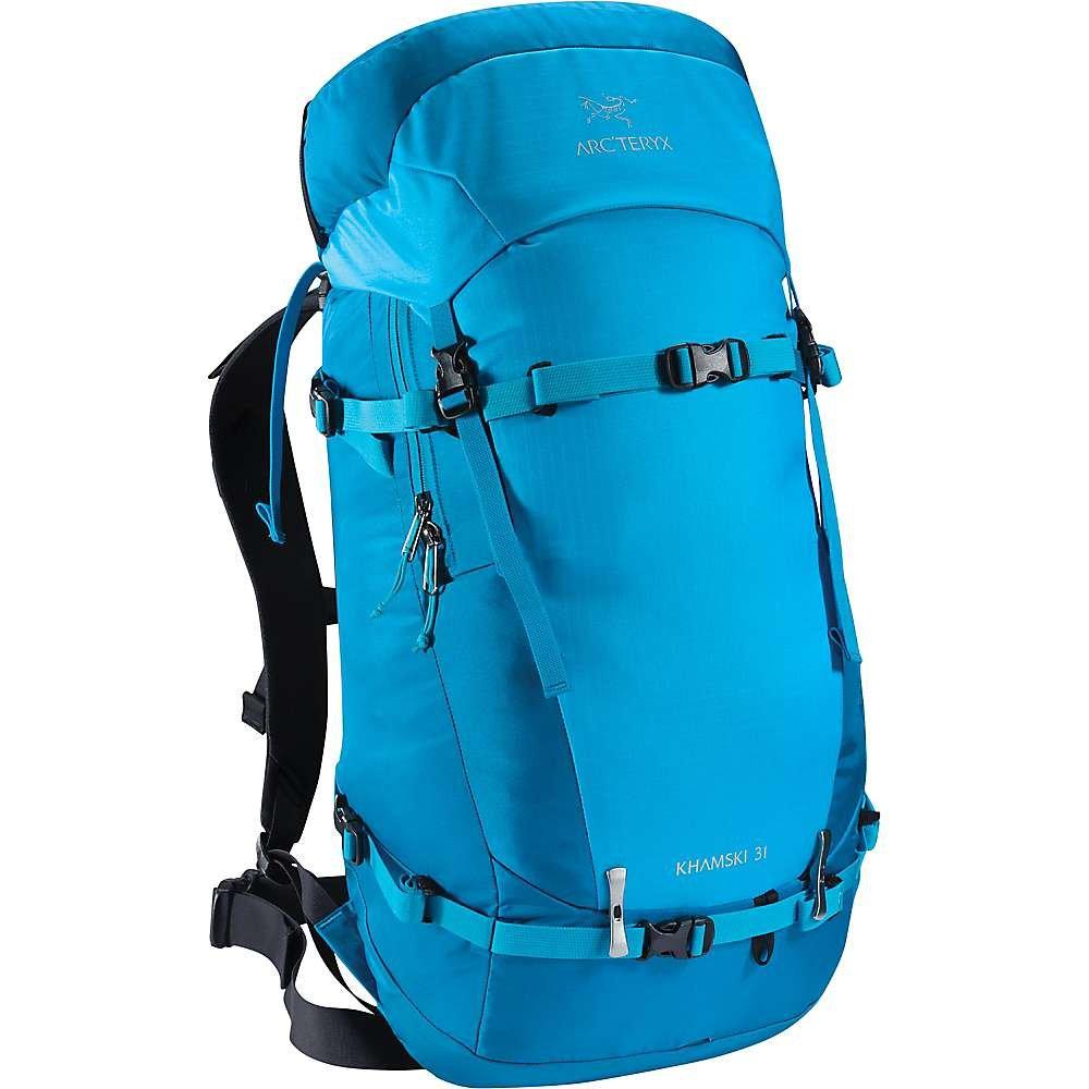 アークテリクス バッグ バックパックリュックサック Arcteryx Khamski 31L Backpack Ionian Blu [並行輸入品]   B079BWVJYY