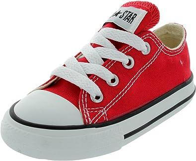 exposición Asociar inicial  Converse Chuck Taylor All Star Wash Neon Ox - Zapatillas deportivas para  niños: Converse: Amazon.es: Zapatos y complementos