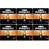 Duracell Specialty Type 123 Ultra Lithium Photo Battery, pack of 1