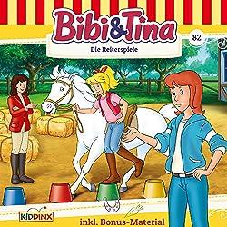 Die Reiterspiele (Bibi & Tina 82)