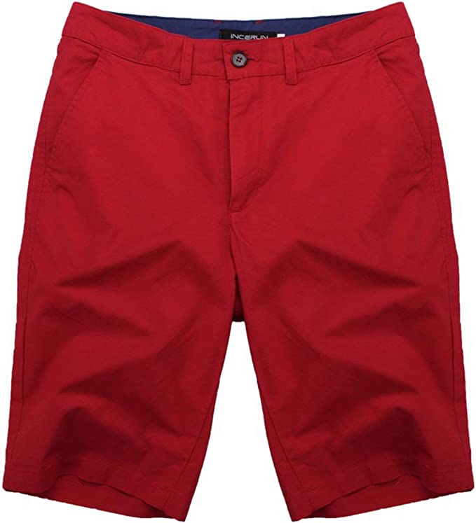 Men 2019 New Mens Casual Shorts Male Loose Work Shorts Plus Size 29-44,Blue,40