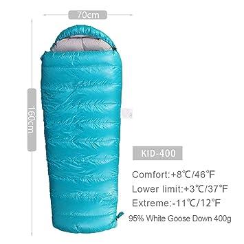 Amazon.com: AEGISMAX Kid 400 Series - Saco de dormir ...