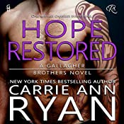 Hope Restored: Gallagher Brothers, Book 3 | Carrie Ann Ryan