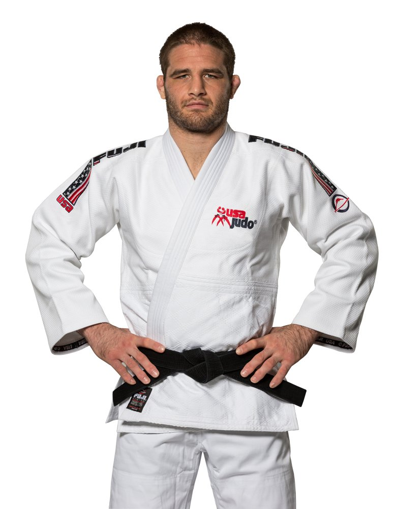 Fuji Sports Single Weave USA Judo Gi Uniform