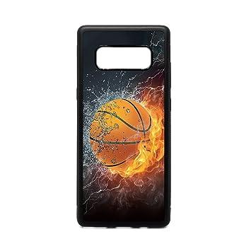 Case2do Funda para Samsung Note 8, diseño de balón de Baloncesto ...