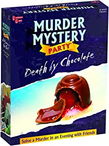 Murder Mystery Party Game - Death by Chocolate