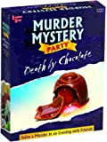 University Games Murder Mystery Party Game - Death by Chocolate