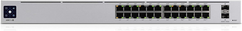 Ubiquiti USW-PRO-24-POE | Unifi Gen 2 10 Gigabit Switch