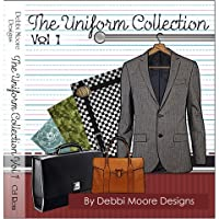 Debbi Moore The Uniform Collection Vol 1 Papercrafting Inspirational CD (320097)