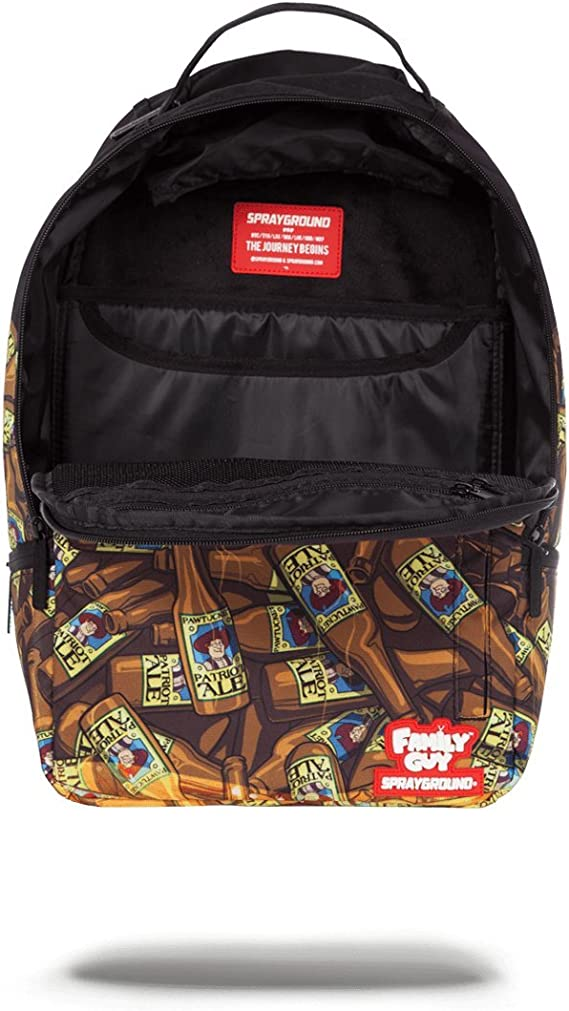 Amazon.com | Sprayground Family Guy beer Jammed | Backpacks
