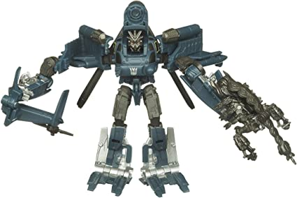 Transformers Dark of the Moon Blackout Complete Cyberverse DOTM
