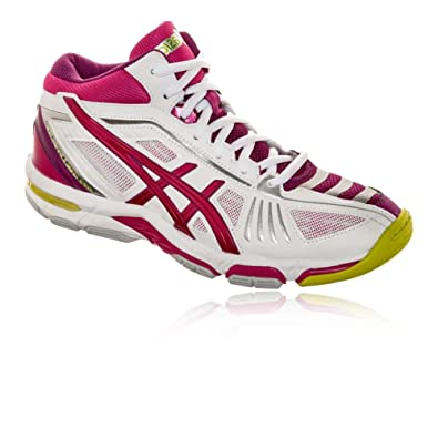 Asics Gel Volley Elite 2 MT Chaussures de volleyball, Femme