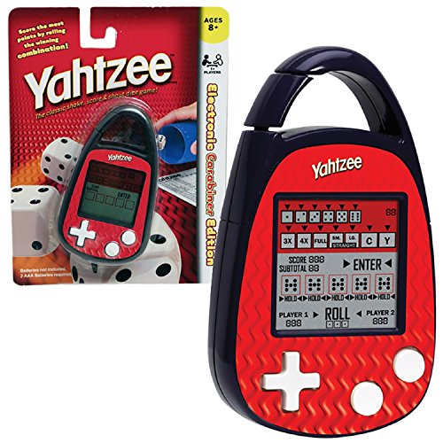 yahtzee electronic game - 5
