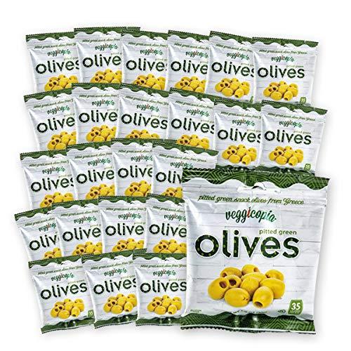 Veggicopia Olives Tasty Green