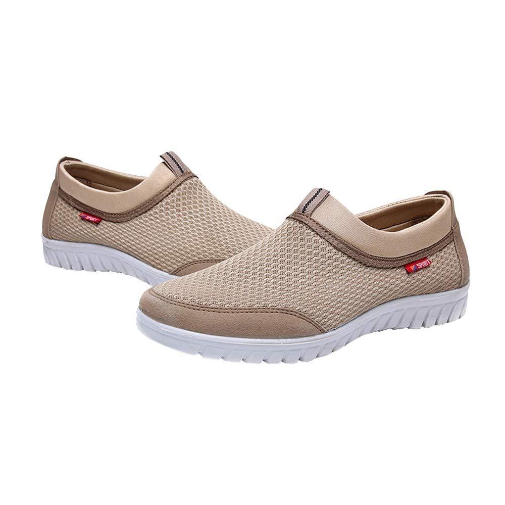 lkoezi❤women bikini Men Lightweight Non-Slip Shoes,Soft Bottom Mesh Shoes