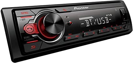 PIONEER MVH-S310BT BLUETOOTH IN-DASH AM//FM DIGITAL MEDIA CAR STEREO RECEIVER