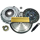 EFT CLUTCH+HD FLYWHEEL KIT for 01-05 HONDA CIVIC DX LX EX HX