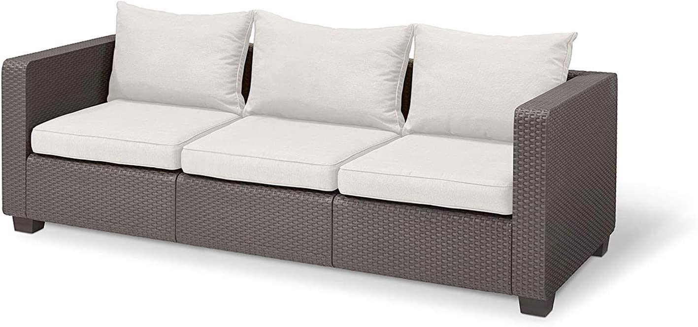 - Amazon.com : S.T.L. Resin Wicker Sofa Patio Cushions Sofa Sleeper