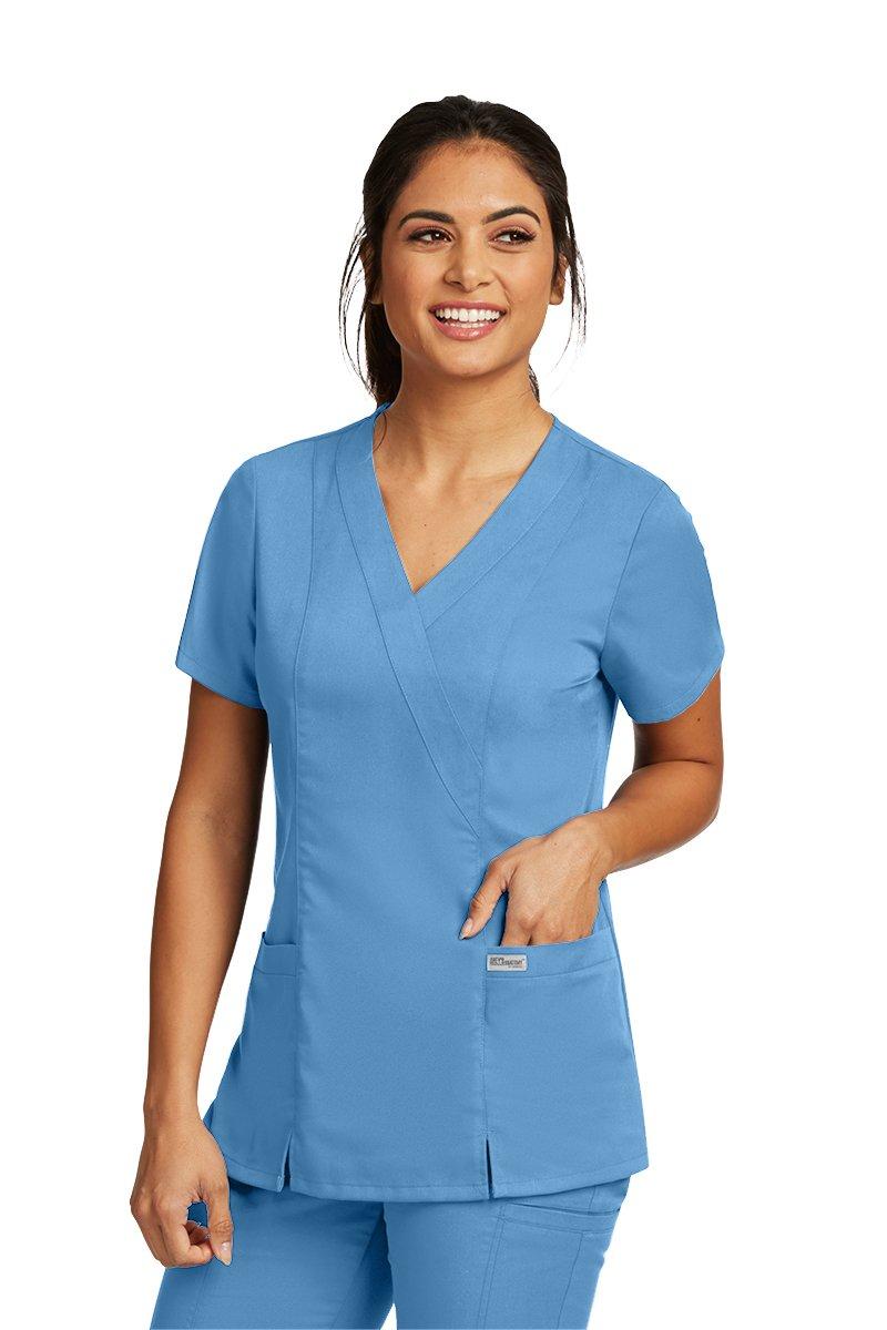 Grey's Anatomy Womens Scrubs, Ciel, Large