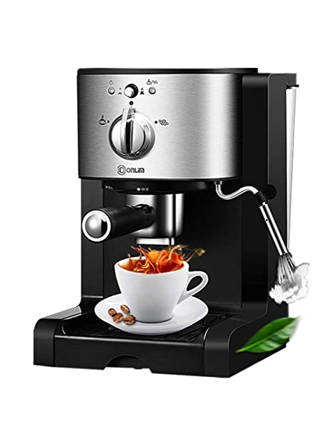 DTBA Cafetera Italiana 1350W / 20Bar / 1.5L Cafetera ...