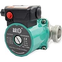 """BACOENG 3-Speed 1.5"""" Hot Water Circulation Pump for Central Heating System -130mm Head Length"""