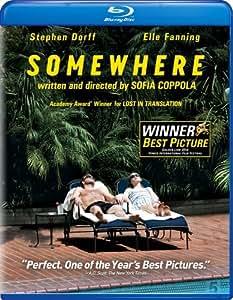 NEW Dorff/fanning - Somewhere (Blu-ray)