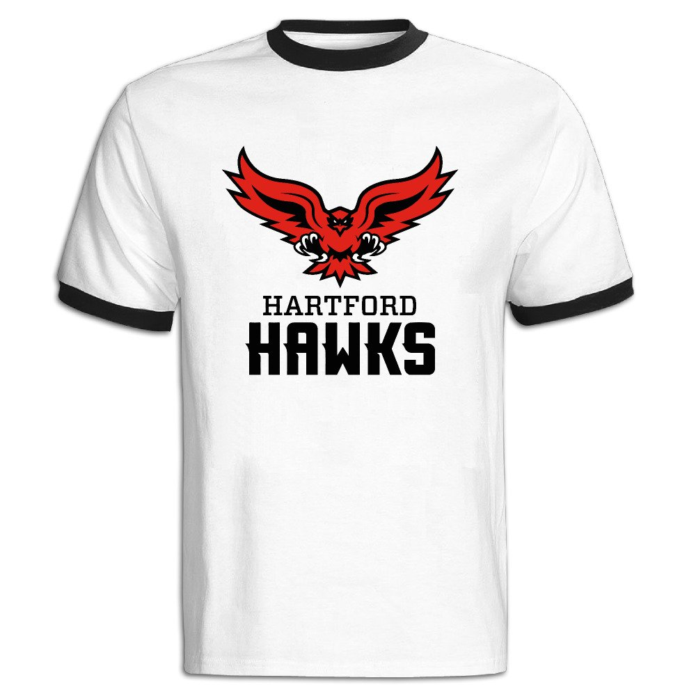 huge discount eccb1 6260f Amazon.com: De Lin 5 Hartford Hawks Back To School Men's ...