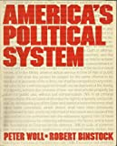 America's Political System, Peter Woll and Robert H. Binstock, 0394313003