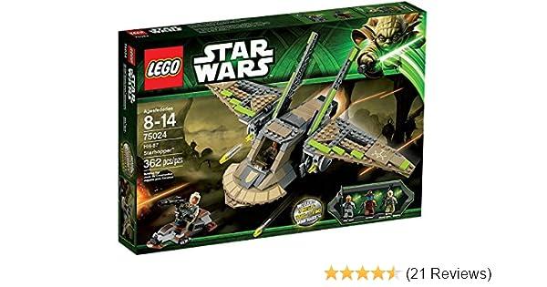 Lego Minifig Figur Staas Allie 75018 Star Wars 504