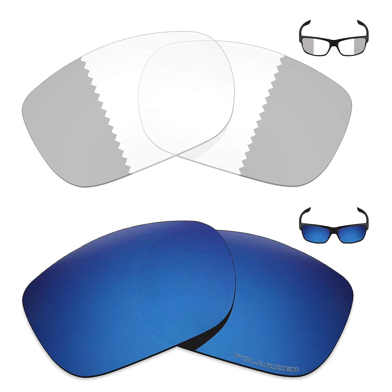 Mryok+ 2 Pares de Lentes de Repuesto para Gafas de Sol Oakley ...