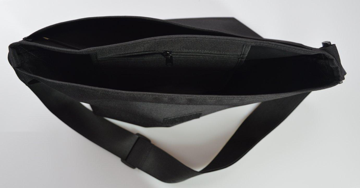 Lov6eoorheeb Unisex Coat Of Arms Of Czech Republic Wide Diagonal Shoulder Bag Adjustable Shoulder Tote Bag Single Shoulder Backpack For Work,School,Daily by Lov6eoorheeb (Image #5)