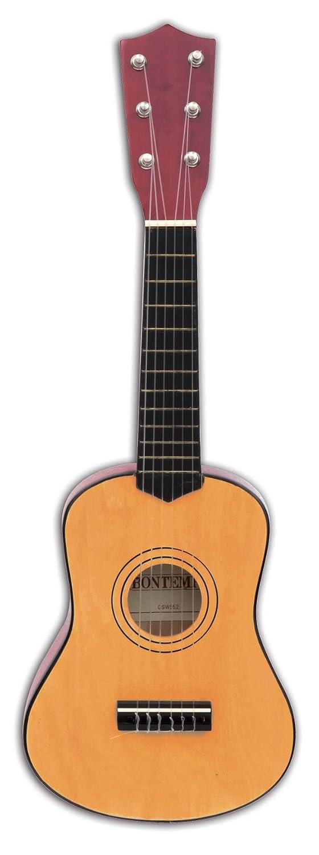 Bontempi–215520–Musikinstrument–Klassische Gitarre aus Holz–55cm 21 5520