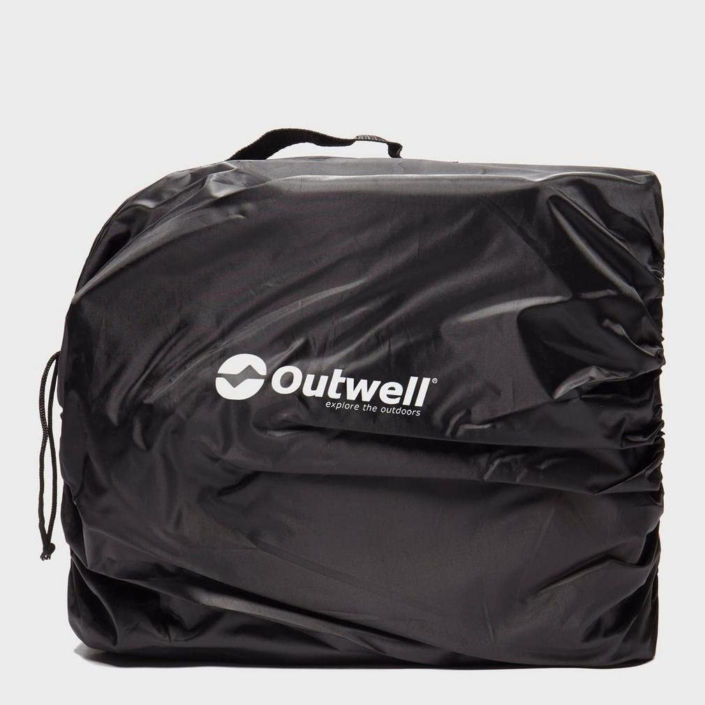 Outwell Flock Superior Single Air Bed Mit Pumpe Eine Farbe