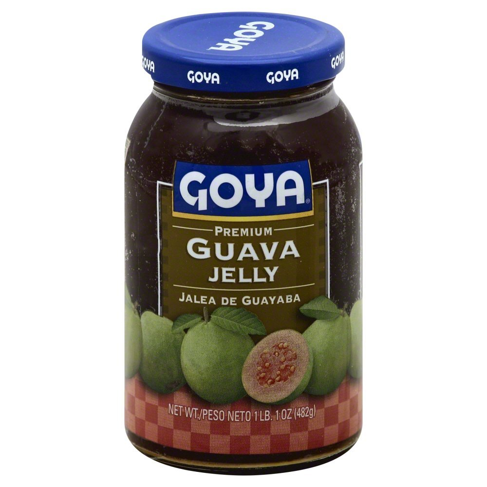 Goya Guava Jelly 17.0 OZ(Pack of 6)