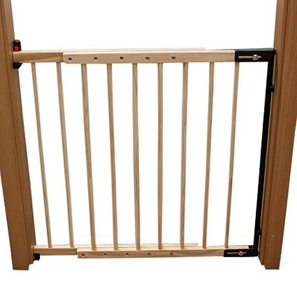 Tectake Barrera De Seguridad Para Puertas Y Escaleras Para Niños