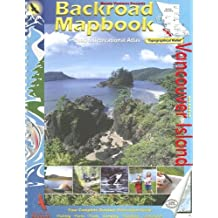 Vancouver Island Mapbook (Spiral)