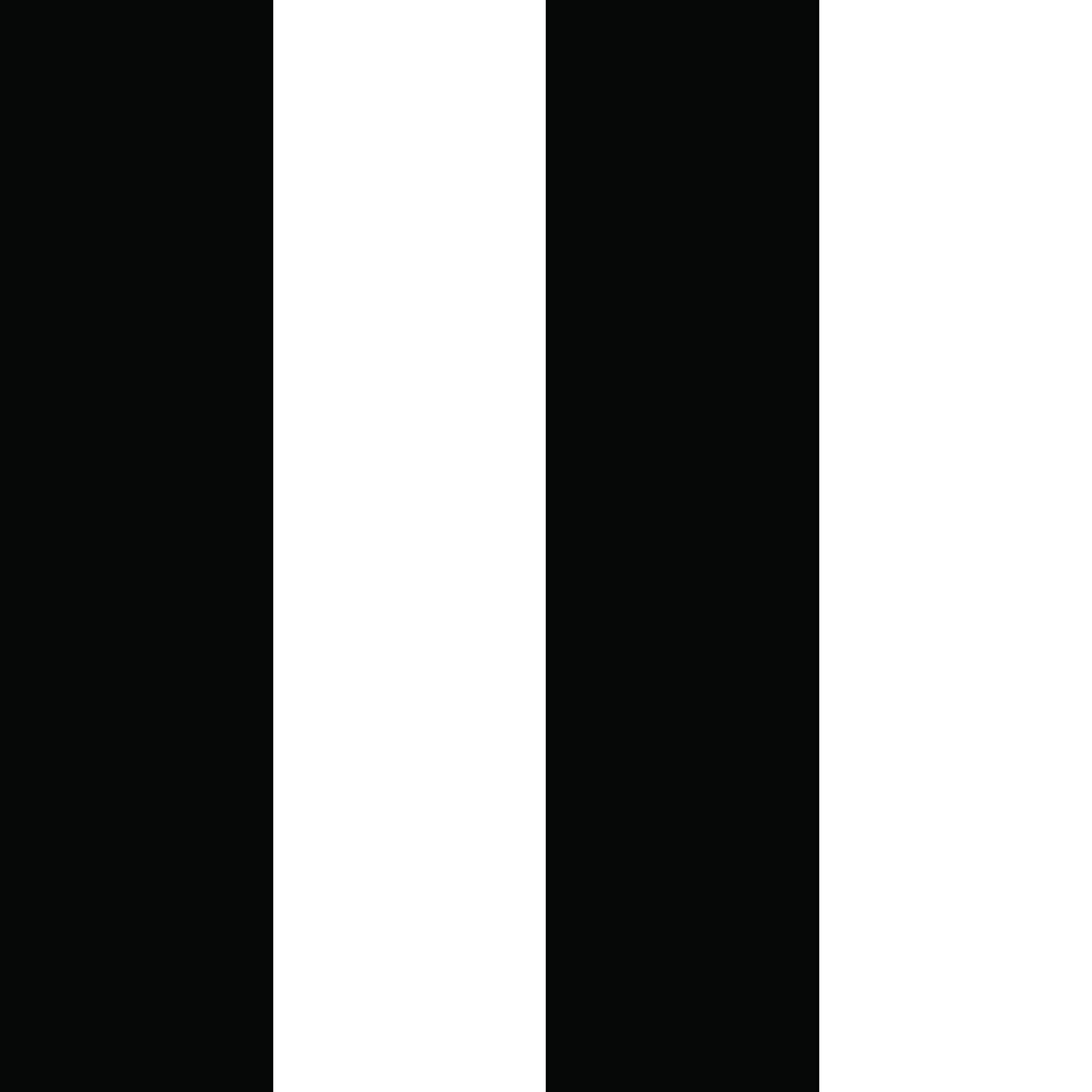 REPEEL RP436 Removable Wallpaper, Stripe, Black & White